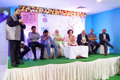 Panel: Selection criteria for the movies of the festival