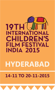 19th INTERNATIONAL CHILDREN'S FILM FESTIVAL INDIA 2015